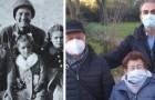 Ein amerikanischer Soldat findet die 3 Kinder wieder, mit denen er sich im Zweiten Weltkrieg fotografieren ließ: eine bewegende Begegnung