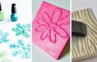 8 utilizzi pratici e creativi della colla a caldo, ideali per realizzare decorazioni e non solo