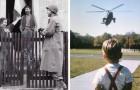 20 foto storiche ripercorrono avvenimenti del passato e ci fanno osservare il mondo da una diversa prospettiva