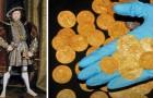 Un uomo trova 63 monete d'oro della dinastia Tudor zappando il giardino: un tesoro di grande valore
