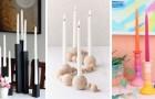 12 proposte super-creative per realizzare fantastici portacandela fai-da-te