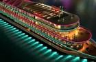 Dieses aus China kommende Elektroschiff ist das größte jemals gebaute umweltfreundliche Kreuzfahrtschiff