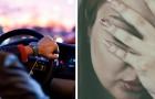 Donna scopre che il fidanzato l'ha sedata per farla dormire e non litigare durante il viaggio in auto