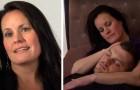 Ze krijgt $80 per uur om onbekenden te knuffelen en stress te verlichten