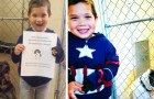 A 4-year-old boy wants to save 2 Pitbulls from a shelter but the state won't allow him: he adopts them