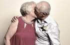 Twee geliefden van de middelbare school ontmoeten elkaar na 70 jaar weer en besluiten te trouwen