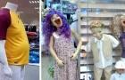 20 des mannequins les plus drôles et les plus effrayants qui méritaient d'être immortalisés dans les magasins
