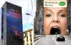 21 geniale und kreative Anzeigen, die es wirklich verstehen, die Aufmerksamkeit des Betrachters zu wecken
