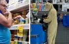 17 clientes de supermercados que definitivamente interpretaram mal o significado de decência e bom gosto
