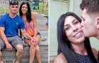 A 50-year-old woman surfs the internet and finds the love of her life: he is 28 years younger than her