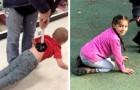 15 cosas estúpidas hechas por niños y que absolutamente los padres han tenido que documentar en fotos