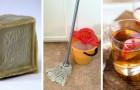 Les remèdes DIY à tester pour faire briller et parfumer le sol