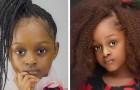 Elle n'a que 5 ans mais est déjà considérée par beaucoup comme l'une des plus belles petites filles du monde