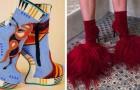 18 derart bizarre Paar Schuhe, dass nur die Mutigsten sie tragen können