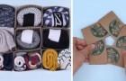 5 trovate super-brillanti per riciclare i manicotti di cartone delle tazze a portar via