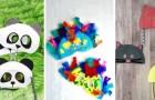9 coloratissimi lavoretti di Carnevale da realizzare con i piatti di carta