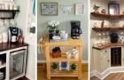 10 proposte irresistibili per trasformare un angolo di casa in una perfetta stazione della colazione