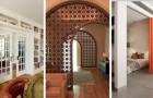 9 idee una più bella dell'altra per inserire pareti ed elementi divisori nell'arredamento di casa
