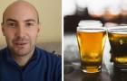 Quest'uomo soffre di una rara patologia: è costantemente ubriaco nonostante non beva alcol