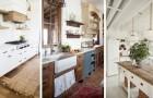 10 astuces irrésistibles pour meubler votre cuisine dans un parfait style farmhouse