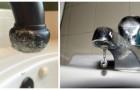 Niente più calcare nei filtri dei rubinetti con questi trucchi fai-da-te tutti da conoscere