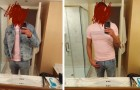 Her husband sends her a selfie: she discovers that he is cheating on her thanks to a reflection in the mirror