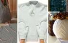 Non gettate i vecchi maglioni: 10 progetti creativi per creare nuovi indumenti e accessori originali