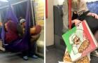 """""""Ich habe schon alles gesehen"""": einige der sonderbarsten und ungewöhnlichsten Menschen, die man in der U-Bahn getroffen hat"""