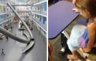 15 soluzioni divertenti e pratiche adottate a scuola che anche noi avremmo voluto avere