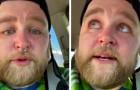 Hij krijgt slechts $2,50 per bezorging betaald: een wanhopige bezorger vraagt klanten om gullere fooien om niet op straat te belanden