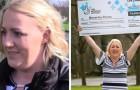 En ensamstående mamma med två autistiska barn vinner på lotto och nu behöver hon inte längre oroa sig för framtiden
