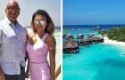 Coppia in smart-working si trasferisce per un anno in un resort alle Maldive: la vita che tutti vorremmo avere