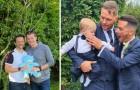 Une femme donne naissance à son neveu en servant de mère porteuse à son frère gay