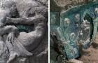 In Pompeji wurde ein einzigartiger und perfekt erhaltener Hochzeitswagen entdeckt: Er sollte gestohlen werden