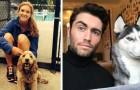 Wie der Hund, so das Herrchen: 14 Menschen demonstrieren die unglaubliche Ähnlichkeit zu ihren Hunden