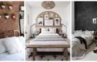 Décorez le mur derrière le lit de façon unique avec ces 11 astuces fascinantes et créatives