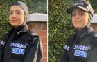 """Viene testato l'hijab con soluzione """"anti-presa"""" per reclutare più donne musulmane nel corpo di polizia"""