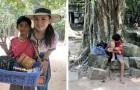 À 14 ans, il vend des souvenirs dans la rue et parle douze langues différentes : une touriste remarque son talent inné