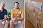 Homopaar wordt gedwongen om hun geadopteerde kind na slechts 12 dagen terug te brengen: nu vechten de twee om haar terug te krijgen