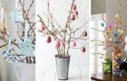 Arbres de Pâques : les plus belles décorations avec lesquelles embellir la maison au printemps