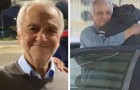 A 77-year-old teacher is forced to live in his car: a former student recognizes him and raises $27,000 for him
