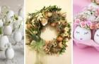 Décorations de Pâques : créez de fantastiques décorations en recyclant les coquilles d'oeufs