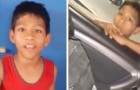 """""""Ich habe Hunger"""": Ein armes Kind bittet einen Polizisten um Essen und erhält 5.500 $ Spenden für seine Familie"""