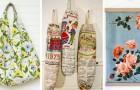 Réutilisez avec créativité vos vieux torchons grâce à ces 10 projets de recyclage fantastiques