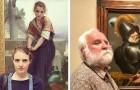 16 personnes ont par hasard trouvé leur sosie dans un tableau de musée