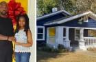 Un papá le regala una casa a su hija de 13 años para hacerla más independiente: