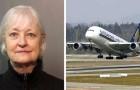 Questa donna si è imbarcata su 30 voli senza biglietto né documenti: è stata definita