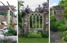 Porta fascino e mistero in giardino con le rovine artificiali: come realizzare questa idea scenografica
