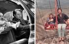 Oansvariga föräldrar - 17 bilder som visar hur farliga saker man lät barn göra förr i tiden
