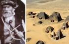 Er sprengte über 40 Pyramiden, um nach Schätzen zu suchen: die unglaubliche Geschichte von Giuseppe Ferlini